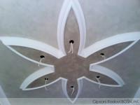 Gipsani radovi - Kaskadni plafoni - Spušteni plafoni